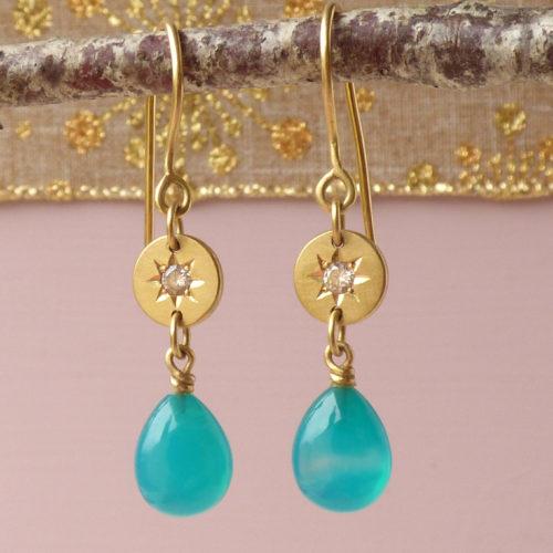 Eloise 18ct Fairtrade Gold Earrings