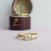canadamark diamond engagement ring