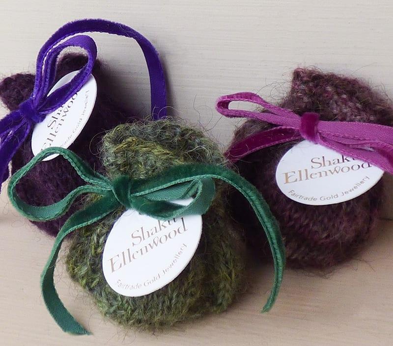 Sustainable-wool-packaging-for-Shakti-Ellenwood-Jewellery